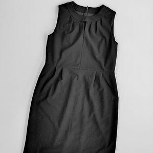 Little Black Dress Classic Style Midi Tahari